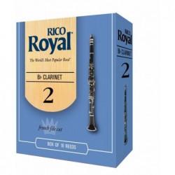 Rico Royal Clarinet Reeds 2