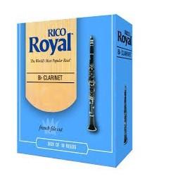 Rico Royal Clarinet Reeds 2/5