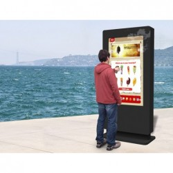 Outdoor PCAP Touch Screen 86""