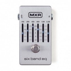 Dunlop MXR SIX BAND EQ M109S