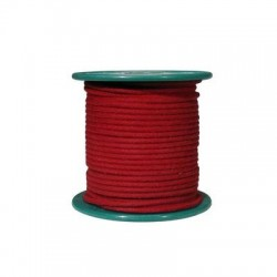 Boston cloth covered wire...