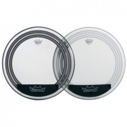 REMO DRUM HEAD POWERSONIC...
