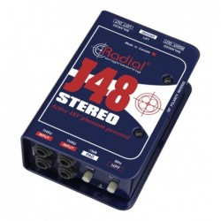 Radial engineering J48 Stereo
