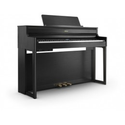 Roland  HP704 Charcoal Black