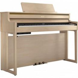 Roland  HP704 Light Oak