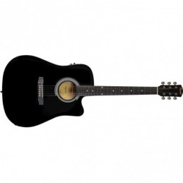 SQUIER SA-105CE DREADNOUGHT...
