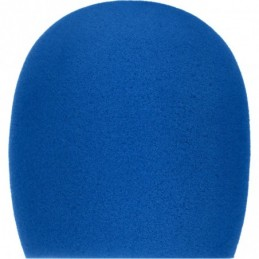 WINDSCREEN FOR MICROPHONE BLUE
