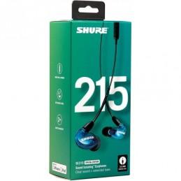 SHURE SE215SPE-B-UNI...