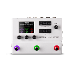 Line6 HX Stomp White...