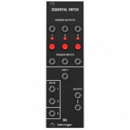 Behringer 962 Sequential...