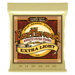 Ernie Ball Earthwood 80/20...