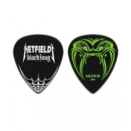 DUNLOP HETFIELD'S BLACK...