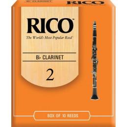 Rico Bb Clarinet Reeds 2