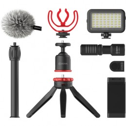 Boya BY-VG350 Vlogging Kit...