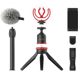 Boya BY-VG330 Vlogging Kit...