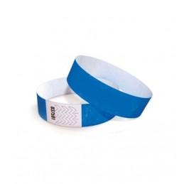 "Control Wristband Blue 3/4"""