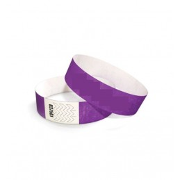 Control Wristband Purple 3/4""