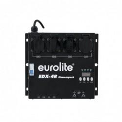 EUROLITE EDX-4R DMX RDM...