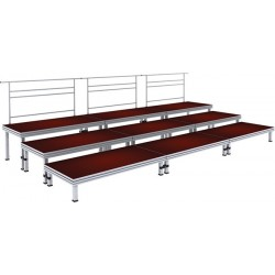 RENT: Choir stage platforms