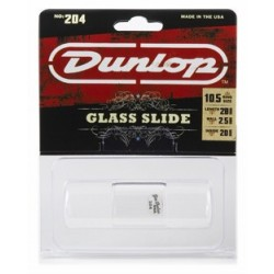 DUNLOP Glass Slide 204 Medium