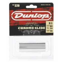 DUNLOP Chromed Steel Slide...