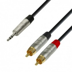 Adam Hall REAN 3.5 mm Jack...