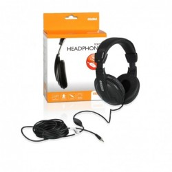 Headphones AV Stereo big 3m