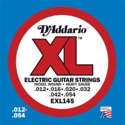 Daddario EXL145 NICKEL...