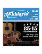 12-String Acoustic Guitar Strings