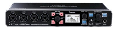 Roland OCTA-CAPTURE   (UA-1010)