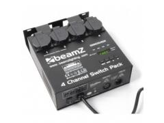 BeamZ 4-channel DMX512 Switchpack