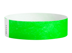 Control Wristbands NeonLime