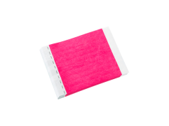 Control Wristbands Neon Pink