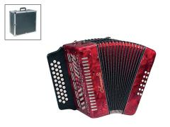 Serenelli diatonic accordion  Y-12-GCF