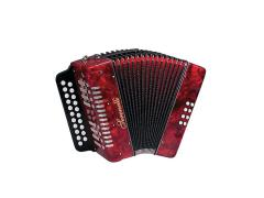 Serenelli diatonic accordion Y-08
