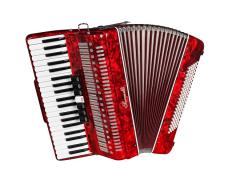 Serenelli accordion 120 basses Y-120/3-R
