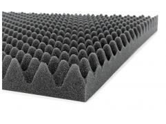 Eggshape Insulation Mat,1000 x 500 x 40 mm