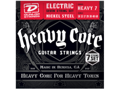 Dunlop Heavy Core 7 String 10-60