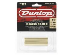 Dunlop 222 SI BRASS SLIDE MED/M -EACH