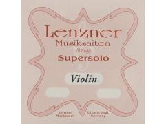 Lenzner Supersolo E-1 string for violin 4/4