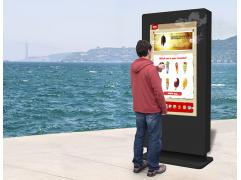 Outdoor PCAP Touch Screens 86""