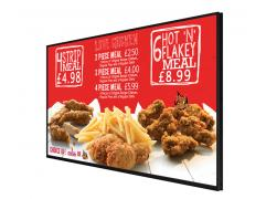 Digital Signage  Network Digital Menu Boards