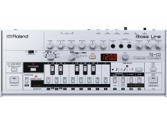 Roland TB-03 Bass Line	Synth