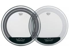 REMO DRUM HEAD POWERSONIC CLEAR BASS DRUM PW-1322-00