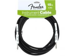 FENDER PERFORMANCE SERIES INSTRUMENT CABLES (STRAIGHT-STRAIGHT) 4.5m