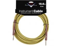 FENDER CUSTOM SHOP CABLES (STRAIGHT-STRAIGHT ANGLE) 5.5m