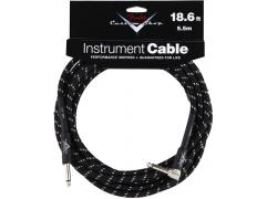 FENDER CUSTOM SHOP CABLES (STRAIGHT-RIGHT ANGLE) 5.5m