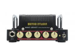 Hotone British Invasion 5W Class AB guitar amplifier head.