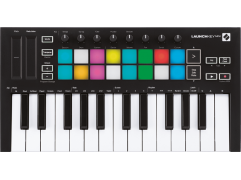 NOVATION LAUNCHKEY MINI MK3 CONTROLLER KEYBOARD
