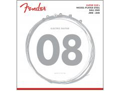 Fender SUPER 250'S NICKEL-PLATED STEEL STRINGS 250XS